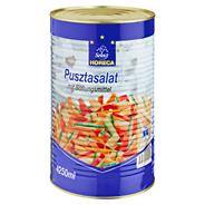 Horeca Select Pusztasalat mit Süßungsmitteln 4,25 l Dose