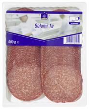 Horeca Select Salami 1A geschnitten 46 Scheiben 500 g Packung