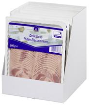 Horeca Select Delikatess Puten Bierschinken geschnitten 7 x 500 g Packungen