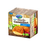 Alpenhain Gourmet Back-Camembert 50 % Fett 12 x 75 g Karton