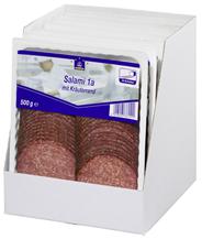 Horeca Select Salami 1A mit Kräuterrand geschnitten 46 Scheiben 7 x 500 g Packungen