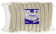 Horeca Select Bratwurst grob, gebrüht, 20 Stück à 120 g 2,4 kg