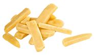McCain Steakhouse Frites tiefgefroren, in Sonnenblumenöl vorgebacken, extra breiter Schnitt 9 x 18 mm 2,5 kg Beutel
