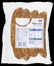 aro Mettenden 4 Stück á 75 g 4 x 75 g Packung