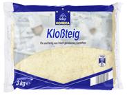 Horeca Select Kloßteig aus frisch geriebenen Kartoffeln, fix und fertig, variabel einsetzbar 3 kg Packung