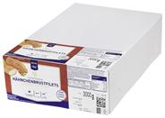 METRO Chef Hähnchenbrustfilet tiefgefroren, geschnitten, mit 8 % Flüssigwürzung, ca. 140 g Stücke 3 kg Karton