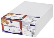 METRO Chef Hähnchenbrustfilet tiefgefroren, geschnitten, mit 8 % Flüssigwürzung, ca. 160 g Stücke 3 kg Karton