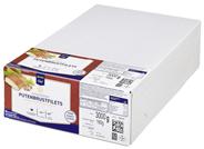 METRO Chef Putenbrust - Schnitzel, tiefgefroren, unpaniert, 20 Stück à ca. 140 g, - 3 kg Karton
