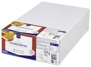 METRO Chef Puten-Schnitzel tiefgefroren, paniert, 18 Stück à ca. 160 g, ca. 3 kg Karton
