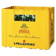 San Pellegrino Mineralwasser Classic 16 x 0,75 l Flaschen