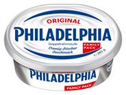 Philadelphia Frischkäsezubereitung Doppelrahmstufe, 21% Fett 265 g Becher