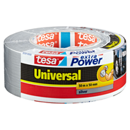 Tesa Extra Power Universal 50 m x 48 mm Grau