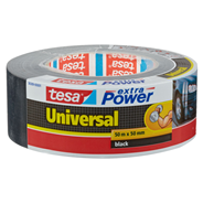 Tesa Extra Power Universal 50 m x 48 mm Schwarz