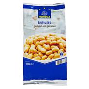 Horeca Select Erdnüsse geröstet, gesalzen 1 kg Beutel