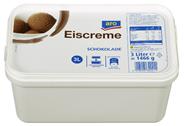 aro Eiscreme Schokolade 3 l Packung