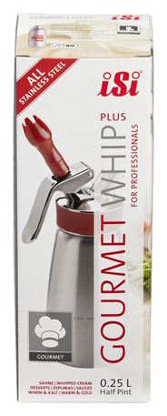 Isi Gourmet Whip, 250 ml