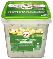 Popp Pellkartoffelsalat mit Ei 5 kg Eimer