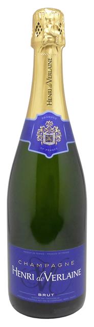 Leoff Henri de Verlaine Blanc 0,75 l Flasche