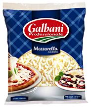 Galbani Mozzarella Julienne gerieben 45 % Fett 1,5 kg