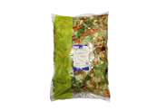 Horeca Select Bunte Salatmischung Mix aus Endivien, Radicchio, Karotten & Weißkraut 2,5 kg Beutel