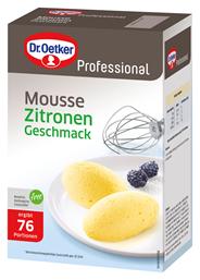 Dr. Oetker Professional Mousse Zitronen-Geschmack 76 Portionen 1 kg Packung