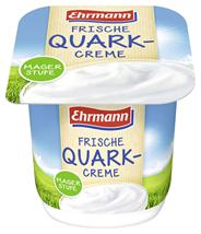 Ehrmann Speisequark Mager 0,2 % Fett 12 x 500 g Becher