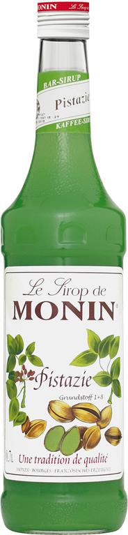 Monin Sirup Pistazie - 6 x 700 ml Flaschen