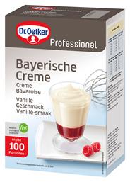 Dr. Oetker Bayerische Creme 100 Portionen 1 kg Packung