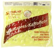 Grocholl Kartoffeln Scheiben in Öl Kartoffeln (98,2 %), Rapsöl (1,8 %), 6 mm 3 kg Beutel
