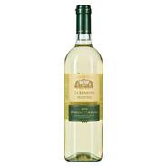 Ca'Ernesto Pinot Grigio Weißwein DOC Qualitätswein mit kontrollierter Ursprungsbezeichnung 6 x 0,75 l Flaschen