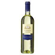 Ca'Ernesto Chardonnay Weißwein DOC Qualitätswein mit kontrollierter Ursprungsbezeichnung 0,75 l Flasche