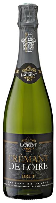 Michel Laurent Crémant de Loire Brut trocken 6 x 0,75 l Flaschen