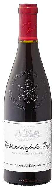 Amand Dartois Châteauneuf-du-Pape Rotwein 6 x 0,75 l Flaschen