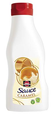Schwartau Dessertsoße Caramel - 760 ml Packung