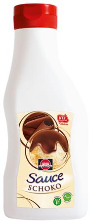Schwartau Dessertsoße Schoko - 760 ml Packung