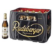 Radeberger Pilsner 20 x 0,5 l Flaschen