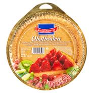 Kuchenmeister Obstboden verzehrfertig, Rührteigboden 12 x 200 g Packungen
