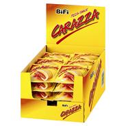 Bifi Carazza Pizza-Snack, 30 Stück á 40 g 30 x 1,2 kg Packungen