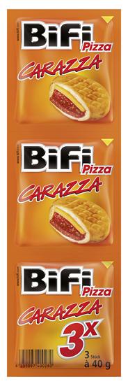 Bifi Carazza 150 x 3 x 40 g Paare