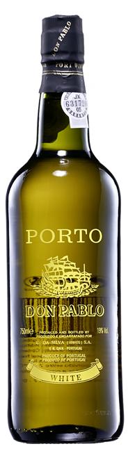 Don Pablo White Portwein 19 % Vol. 6 x 0,75 l Flaschen