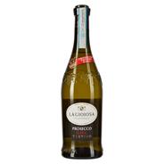 La Gioiosa Prosecco Frizzante Treviso DOC Qualitätswein mit kontrollierter Ursprungsbezeichnung 0,75 l Flasche