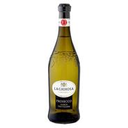 La Gioiosa Prosecco Frizzante Treviso DOC Qualitätswein mit kontrollierter Ursprungsbezeichnung 6 x 0,75 l Flaschen