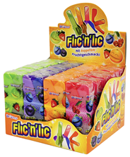 Toggo Flic'n'lic Candy Lutscher 24 Stück á 14 g 24 x 336 g Schachteln