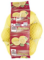 Fine Life Zitronen aus Argentinien 1 kg Beutel