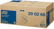 Tork Papierhandtücher Zickzackfalzung 23 x 25 cm 2 lagig Weiß - (4 x 5 x 200 Blatt)