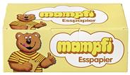Mampfi Esspapier 200 Stück Karton