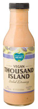 Follow Your Heart Veganes Dressing Thousand Island 340 g Packung