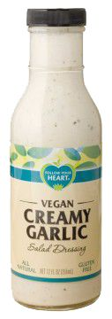Follow Your Heart Veganes Dressing Creamy Garlic 340 g Packung