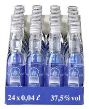 Fjorowka Wodka 37,5 % Vol. 24 x 0,04 l Flaschen