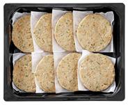 Grill Forellen Schnittlauch Burger TRIM E 1 kg